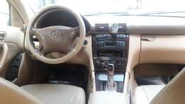 Benz C240 for sale at affordable price.