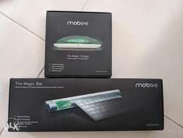 IMac keyboard and mouse wireless chargers