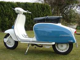 Scooter on Auction.