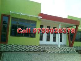 Jewel like 2 bedroom 2 baths house for rent in Kisaasi at 1m