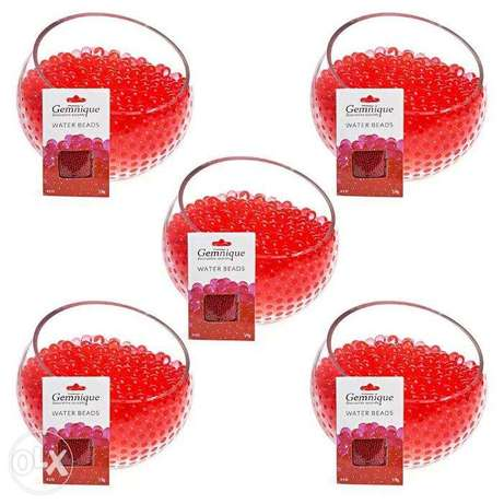 Decorative Red Water Beads for Vases/Centerpieces Nairobi CBD - image 4