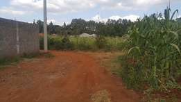 Prime residential land for sale in Kikuyu, Gikambura