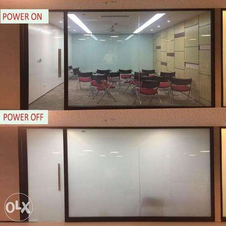 switchable glass PDLC Film, smart tint, electronic window film tint...