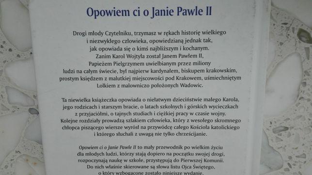 Opowiem Ci O Janie Pawle Ii Joanna Majewska Twarda Okładka