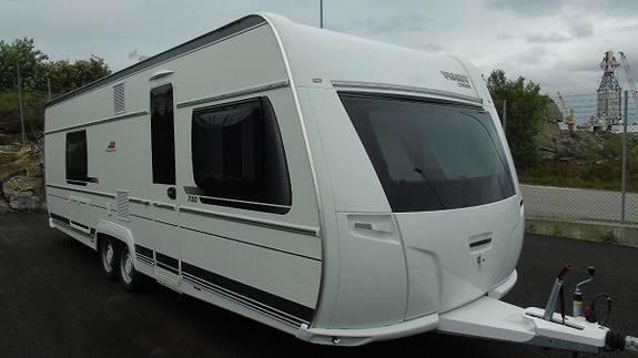 Fendt Caravan Saphir 700 Med Alde/stekeovn - 2018