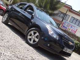 Chevrolet cruze 2013 model grey colour excellent condition