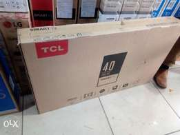 """TCL 40"""" smart TV special offer"""