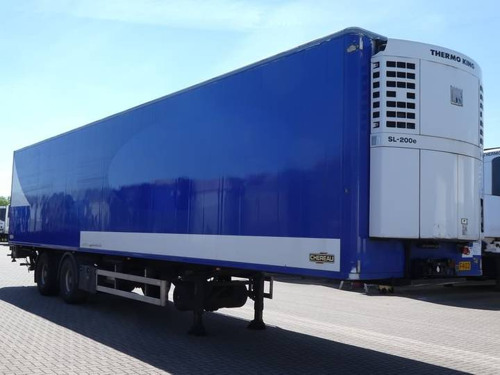 THERMOKING SL200E pacton chassis - 2005