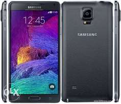 Used Fartory Ulock Samsung Note 4 (Like New)