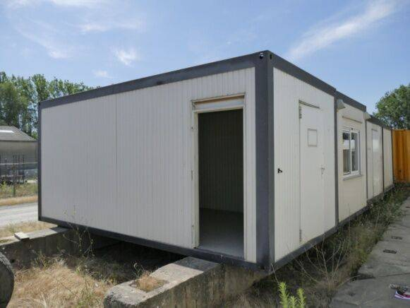 Sale double site container sjaak moens office cabin container for