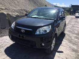 Toyota Rush 2010 Foreign Used For Sale Black Asking Price- 1,470,000/=