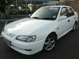 1997 Nissan Sentra 1.4gxi aircon.and power steering