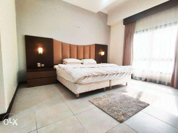 2bhk with internet and EWA 50 bd جفير -  2