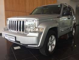 2011 Jeep Cherokee 2.8 Crd Limited A/T