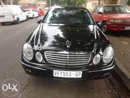 Mercedes Benz E240 Elegance Cars for sale in South Africa