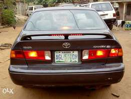 Toyota Camry 2001 envilope with chilled a/c