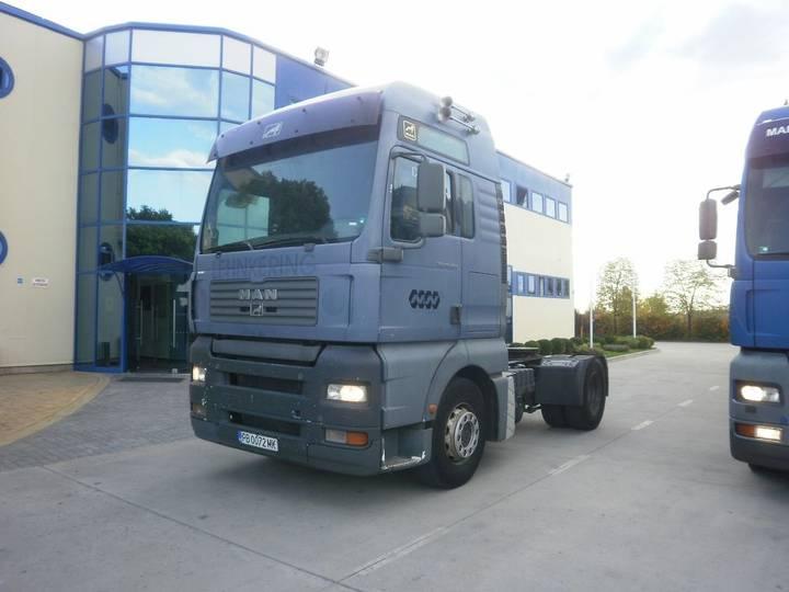 MAN TGA 18.460 - 2004