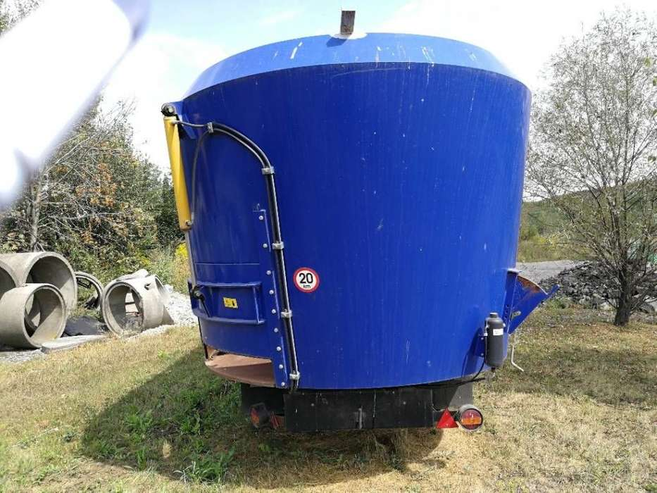 Sale cernin mk 18 feed mixer for by auction - 2019 for sale | Tradus