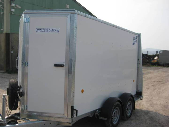Ifor Williams Bv105 - 2019