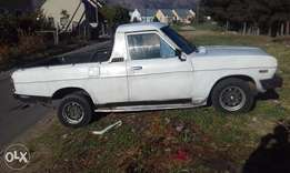 nissan 1400 ,2 seater