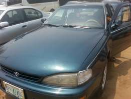Perfectly used toyota camry 1997 tincan cleared