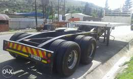 SA truck front link 6M
