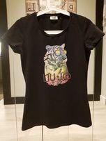35a375a5ca2ca T-shirt Liu jo koszulka bluzka XS Kenzo pinko calvin armani