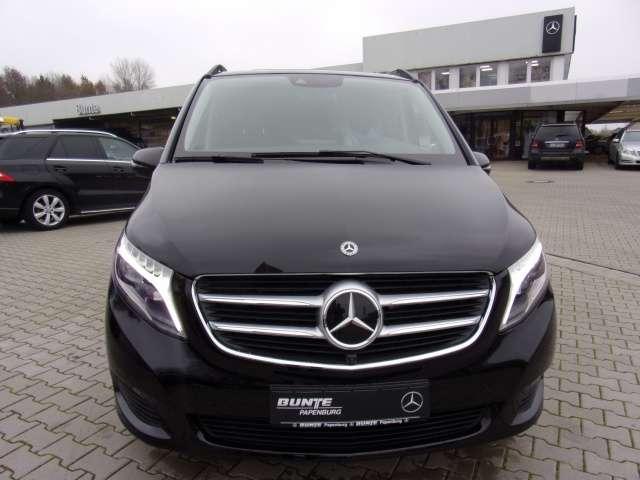 Mercedes-Benz V 220d  Edition, Leder, Comand, Distr., 360 Bluetooth Navi LED Vollleder Klima Einparkhilfe el. Fenster - 2018 - image 12