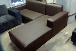 Corner Couches for sale right at the manufacturing factory for R2499