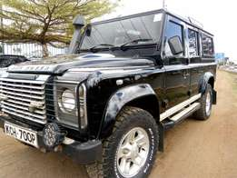 Land rover Defender 110 on Quick Sale