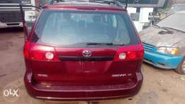 Canadian Used Corolla Sienna 2007 for Sale!