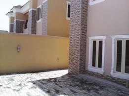 Well Finished and Neatly Built 4 Bedroom Flat with 1 Room Boy's Quart