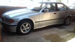 Bmw 316i For Sale R30 000