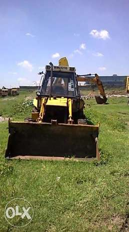 Telemaster backhoe City Square - image 1