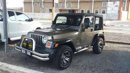 2003 Jeep Wrangler 4.0 Manual