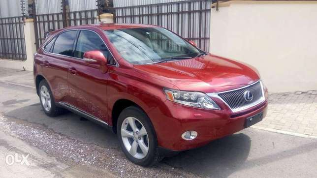Lexus RX 450h Red colour Mombasa Island - image 1