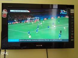Sony Bravia tv with free to air digital box