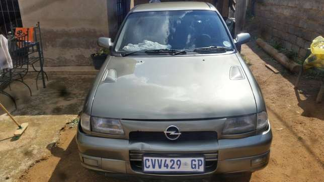 1996 Opel Astra 1,8 for sale Kempton Park - image 3