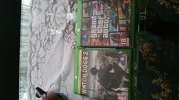 Watchdogs 2 and GTA 5 to swap