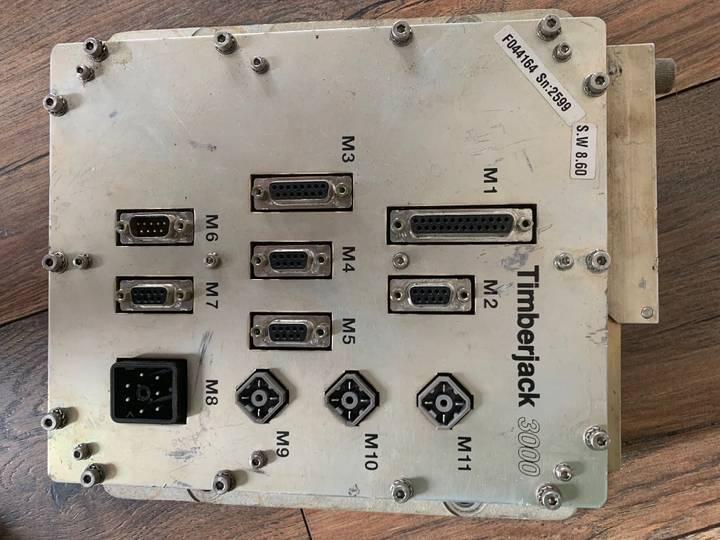 John Deere Timberjack Mcm Modul 3000