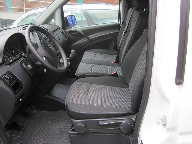 Mercedes-Benz Vito 113 Mixto 5 Sitze Klima Navi AHK LKW - 2013 - image 7