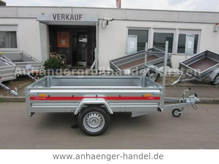 TEMA PRO 2312 Stahl 236x125 x 35 cm 750 kg AKTION - 2019