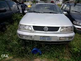 Registered silver Passat wagon for sale