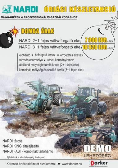 Nardi Nx10 - 2018