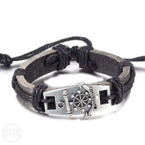 low price Leather wristbands for men and women m4