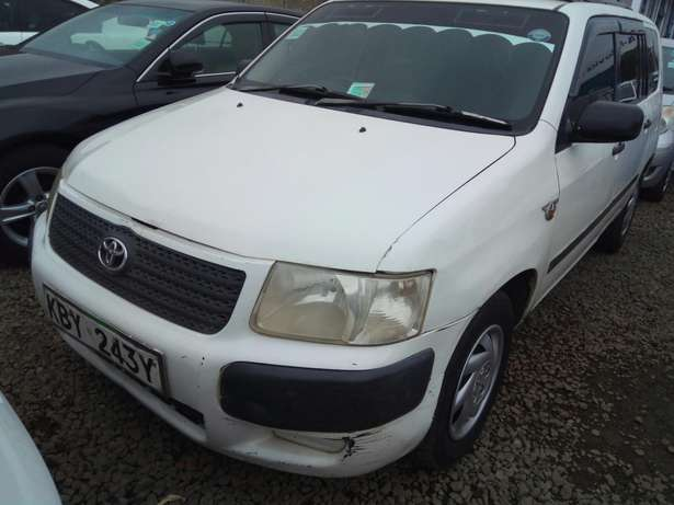 Toyota Succeed KBY registration TX grade Nairobi CBD - image 1