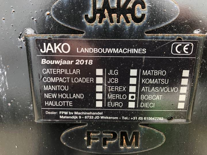 Merlo P 38.14 Plus verreiker - 2012 - image 16