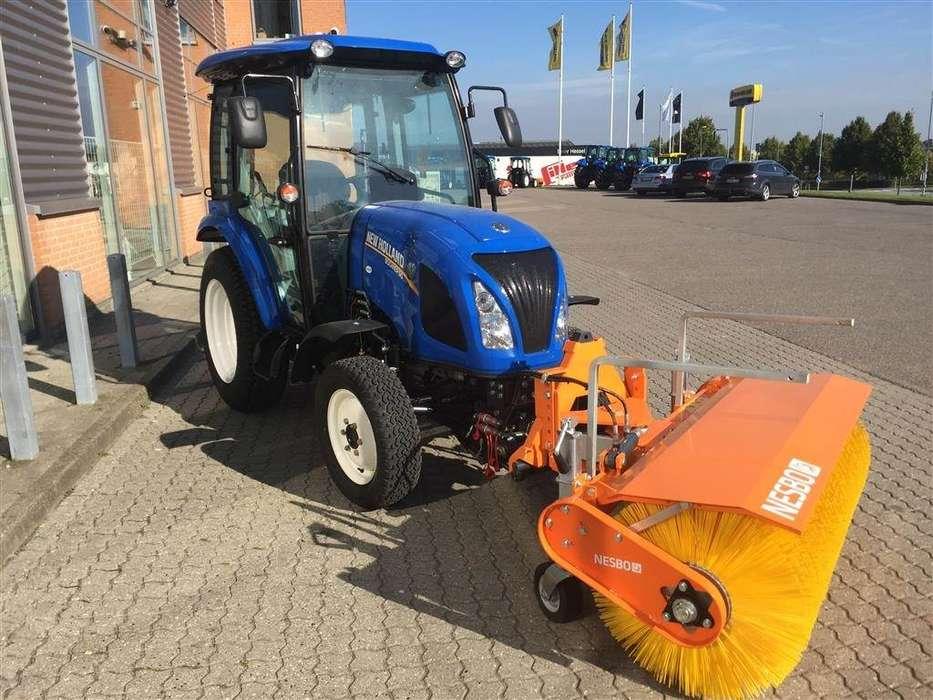 New Holland Boomer 50 Vinter - 2018 for sale | Tradus