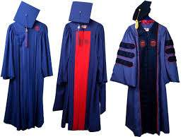Graduation Gowns for hire and sell