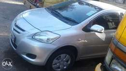 Toyota Belta with Original Paint on Sale